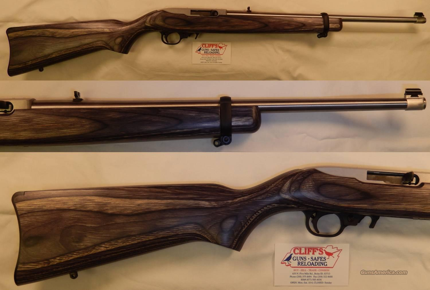 Ruger 10/22 Black Laminated Stock *MUST CALL*  Guns > Rifles > Ruger Rifles > 10-22