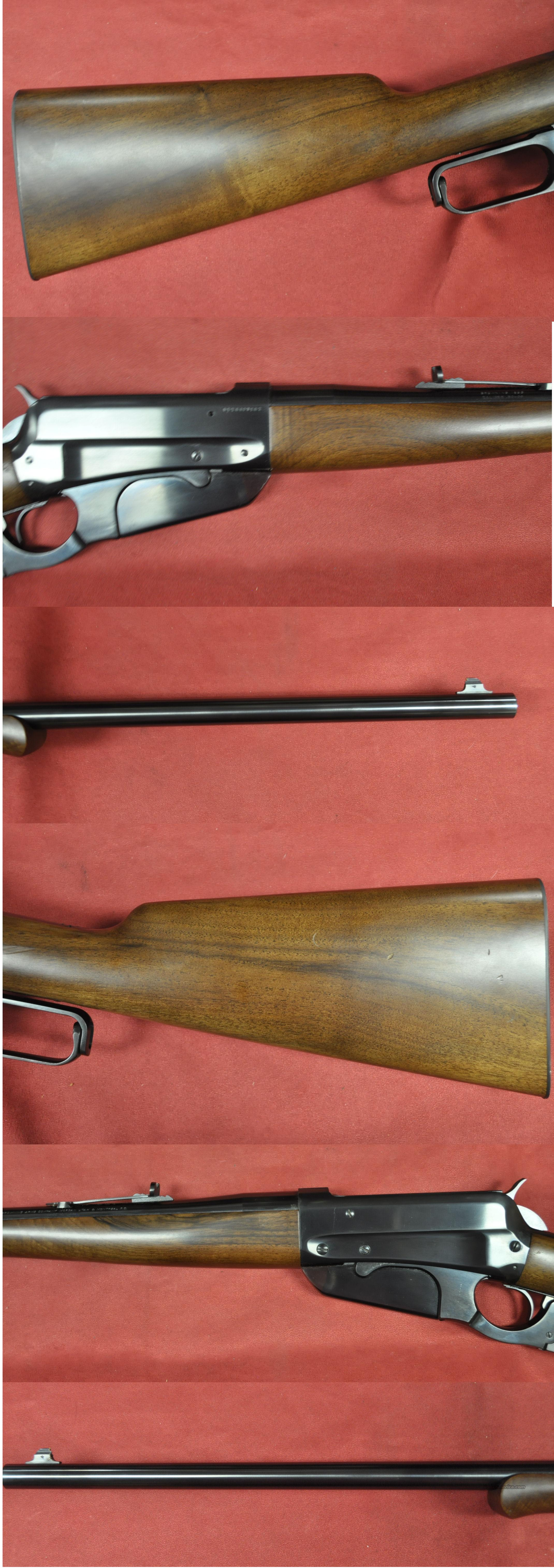 Browning Model 1895 .30-06  *MUST CALL*  Guns > Rifles > Browning Rifles > Lever Action