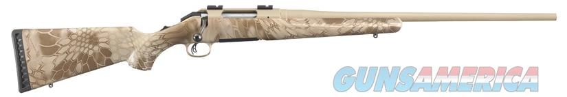 Ruger American rifle in 6.5 Creedmoor with Kryptek Nomad camo!  Guns > Rifles > Ruger Rifles > American Rifle