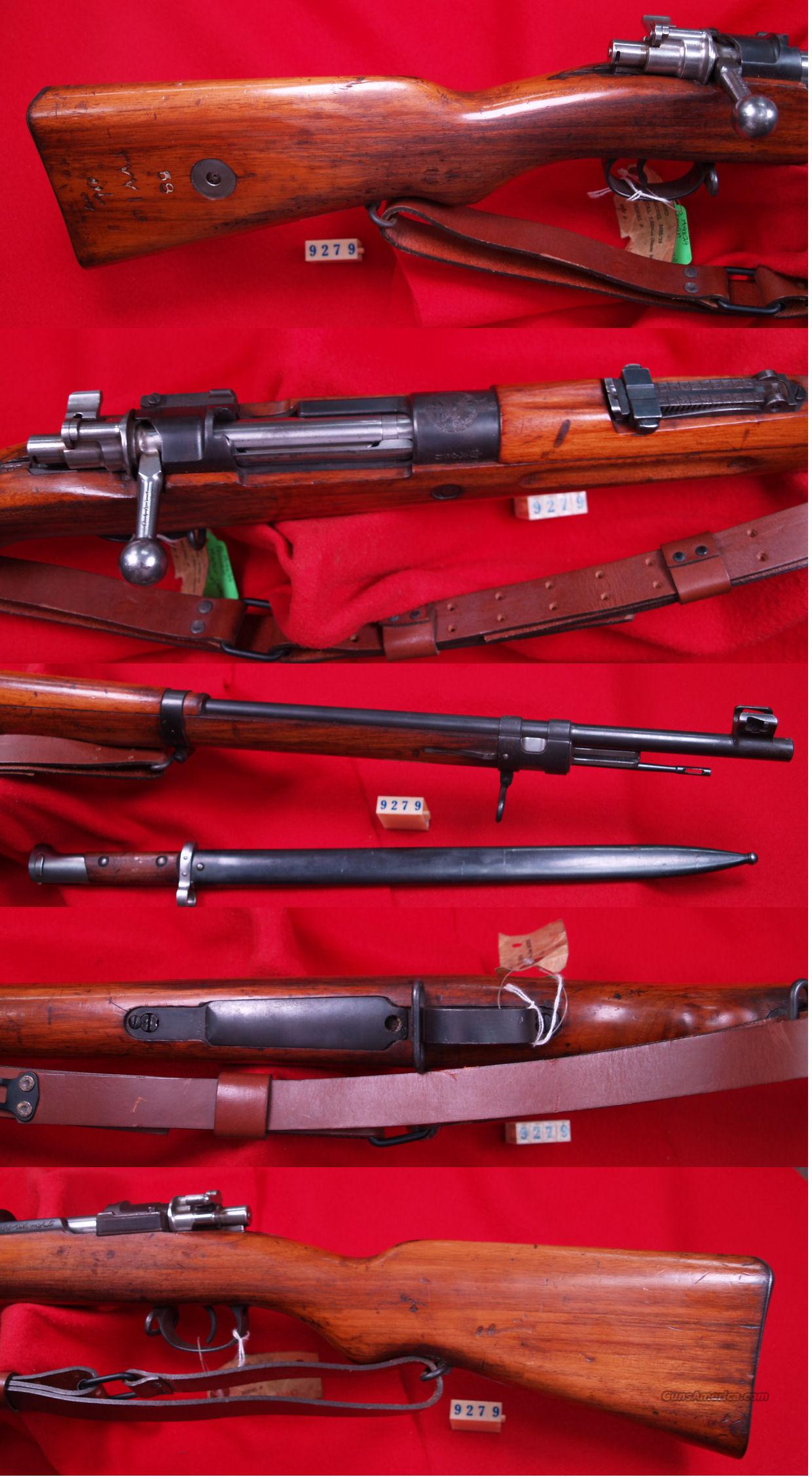PERSIAN M-98/29 BRNO MAUSER  8X57  Guns > Rifles > Military Misc. Rifles Non-US > Other