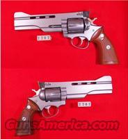 RUGER POLICE SERVICE SIX  357 MAG  Ruger Double Action Revolver > SP101 Type