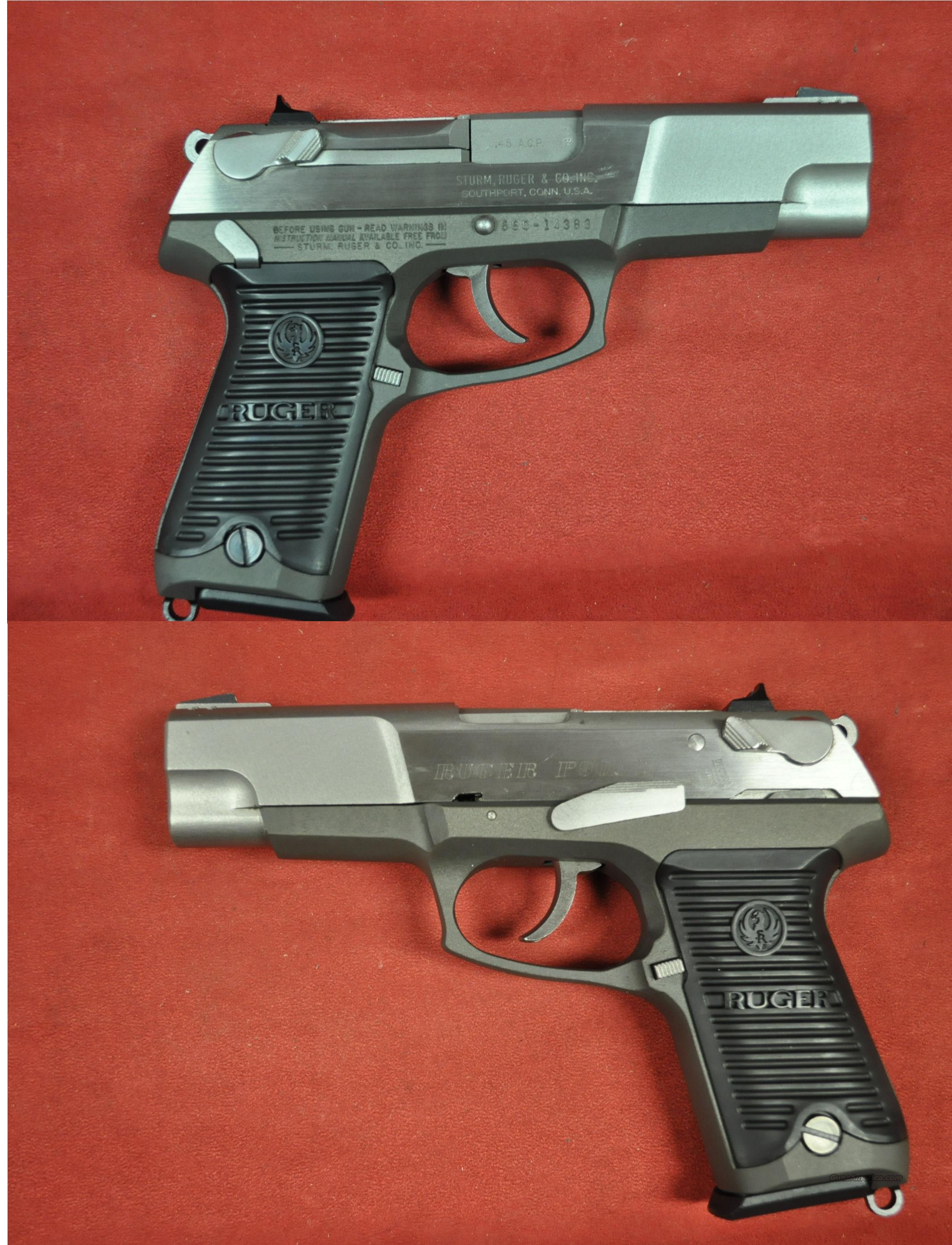 Ruger P90DC .45ACP  *MUST CALL*  Guns > Pistols > Ruger Semi-Auto Pistols > P-Series