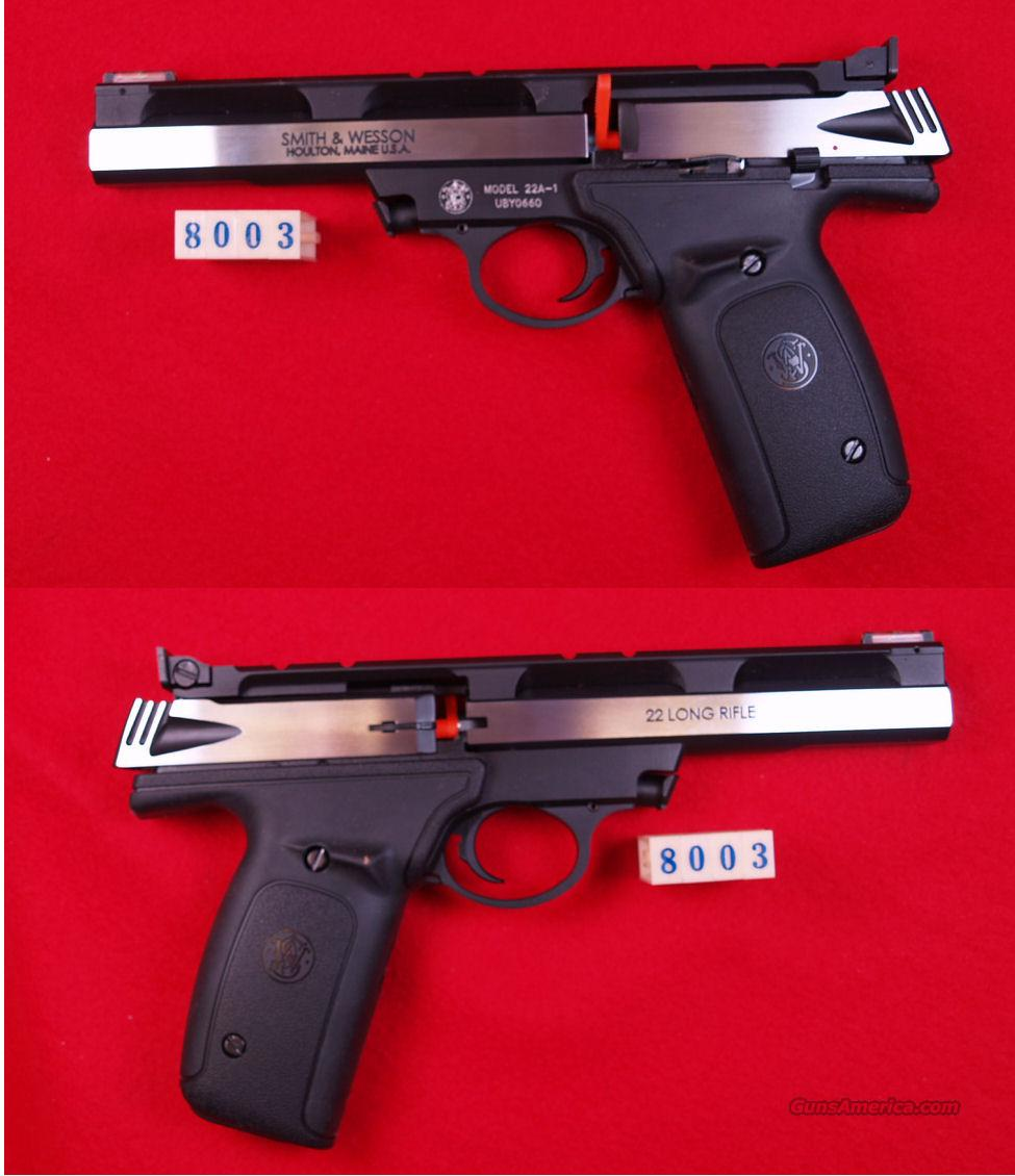 S&W M-22A-1 SEMI  Guns > Pistols > Smith & Wesson Pistols - Autos > .22 Autos