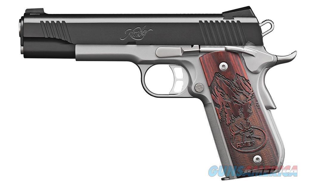 Kimber Camp Guard 10mm RMEF Edition, NIB  Guns > Pistols > Kimber of America Pistols > 1911