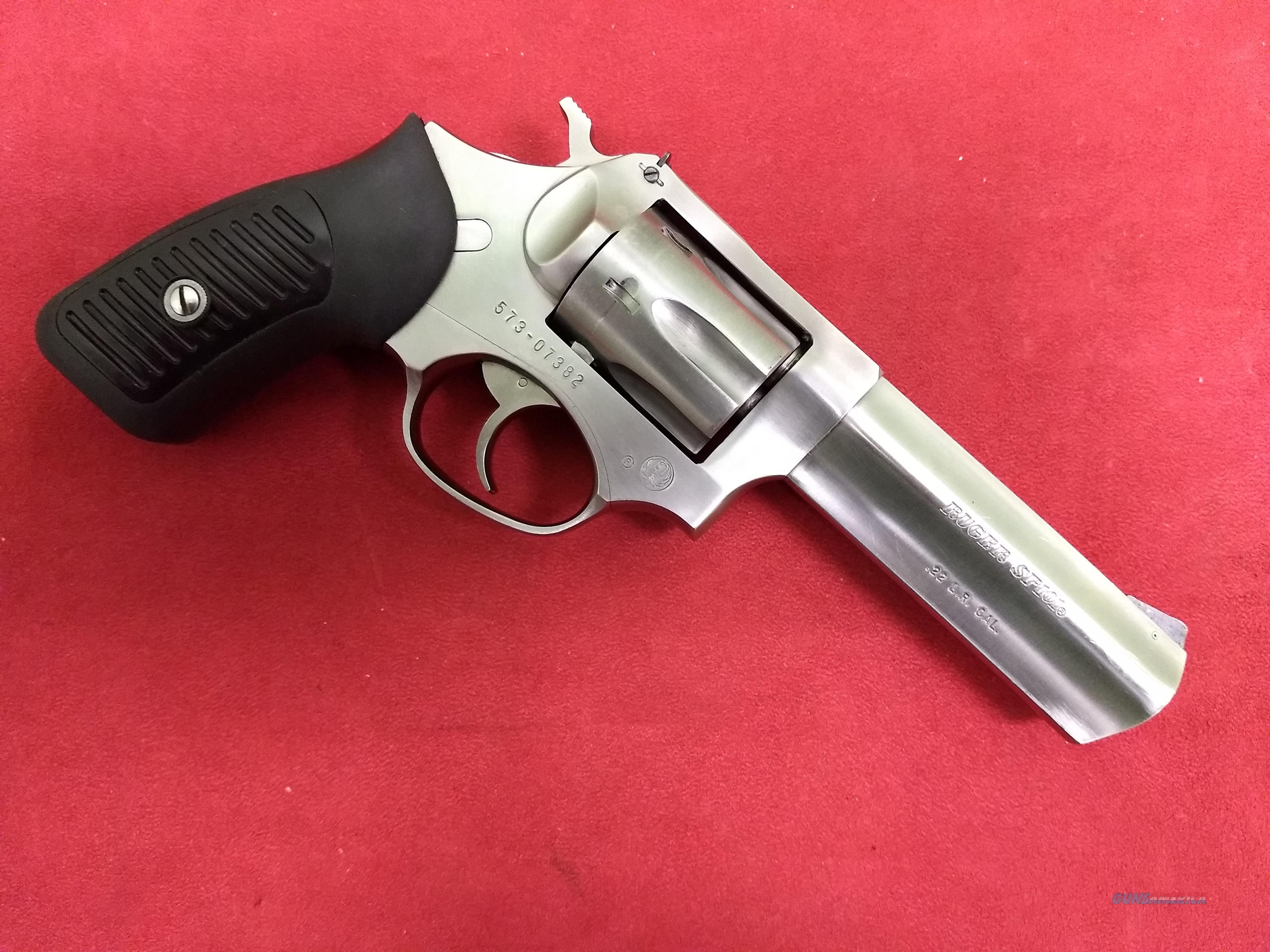 Ruger SP101, .22 LR, Great Trigger!  Guns > Pistols > Ruger Double Action Revolver > SP101 Type