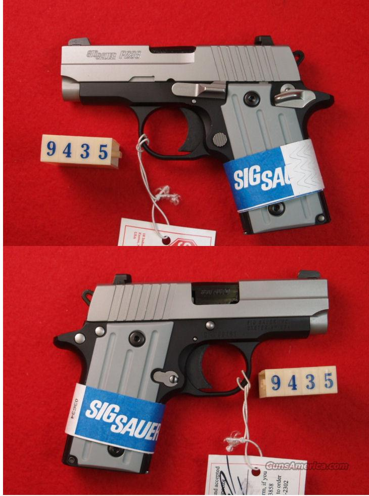 SIG SAUER P238  380 ACP  Guns > Pistols > Sig - Sauer/Sigarms Pistols > Other