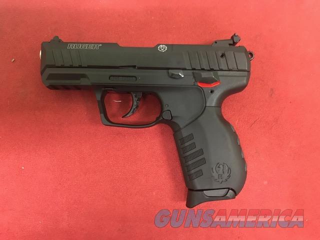 Ruger SR-22 Semi-auto Pistol 22LR with threaded barrel  Guns > Pistols > Ruger Semi-Auto Pistols > SR Family > SR22