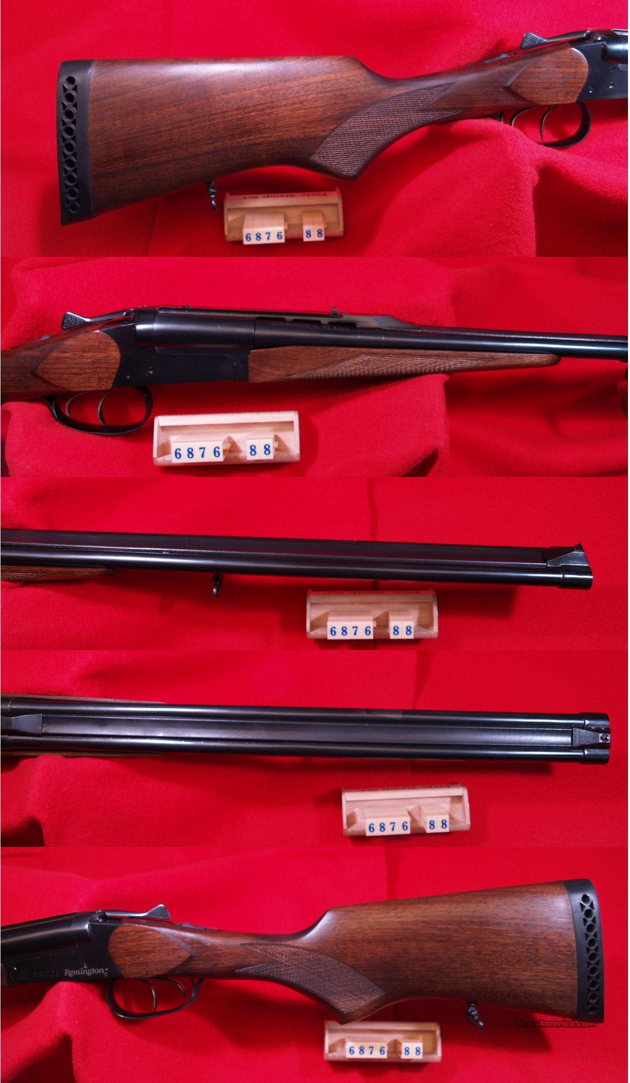 REMINGTON SPR22  SXS 30-06  Guns > Rifles > Remington Rifles - Modern > Bolt Action Non-Model 700
