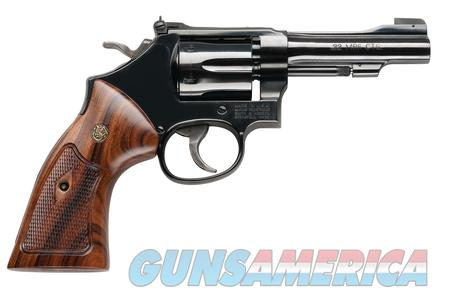 Smith & Wesson 48 Classic 4 in .22WMR  *MUST CALL* for availability  Guns > Pistols > Smith & Wesson Revolvers > Full Frame Revolver