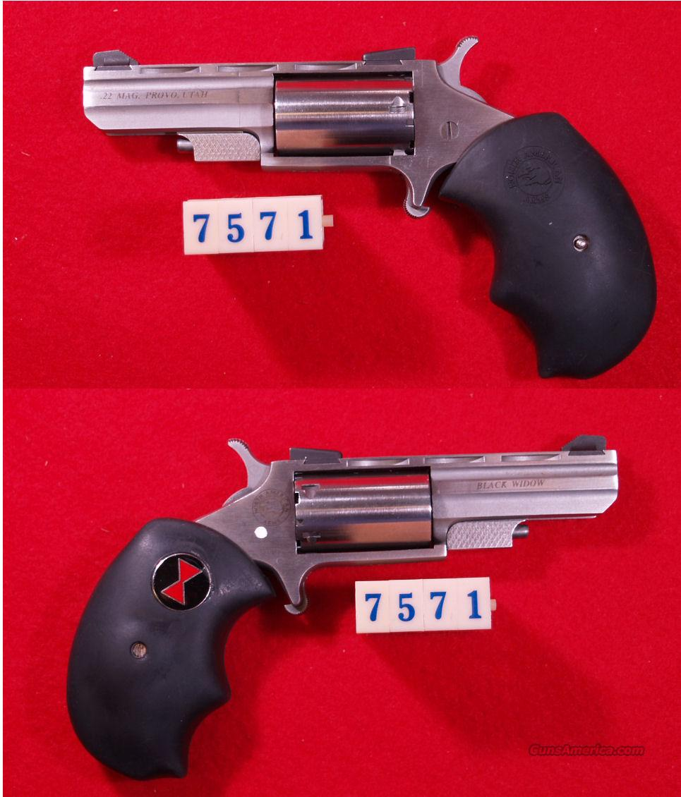 NAA BLACK WIDOW  22MAG  Guns > Pistols > North American Arms Pistols