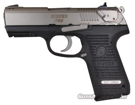 RUGER P95 9mm  *MUST CALL*  Guns > Pistols > Ruger Semi-Auto Pistols > P-Series