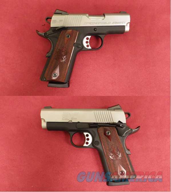 Springfield Armory  1911  9mm  EMP  Guns > Pistols > Springfield Armory Pistols > 1911 Type