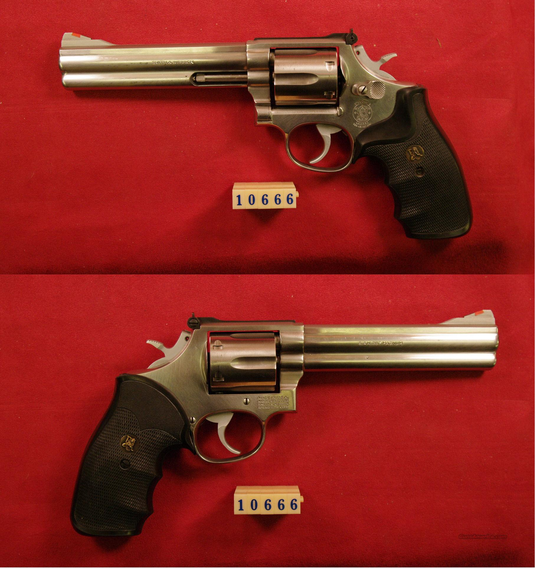 Smith & Wesson 686 .357 Magnum  Guns > Pistols > Smith & Wesson Revolvers > Full Frame Revolver