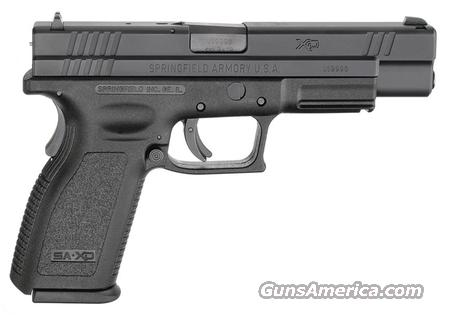 Springfield Armory XD Tacticl 40S&W *MUST CALL*  Guns > Pistols > Springfield Armory Pistols > XD (eXtreme Duty)
