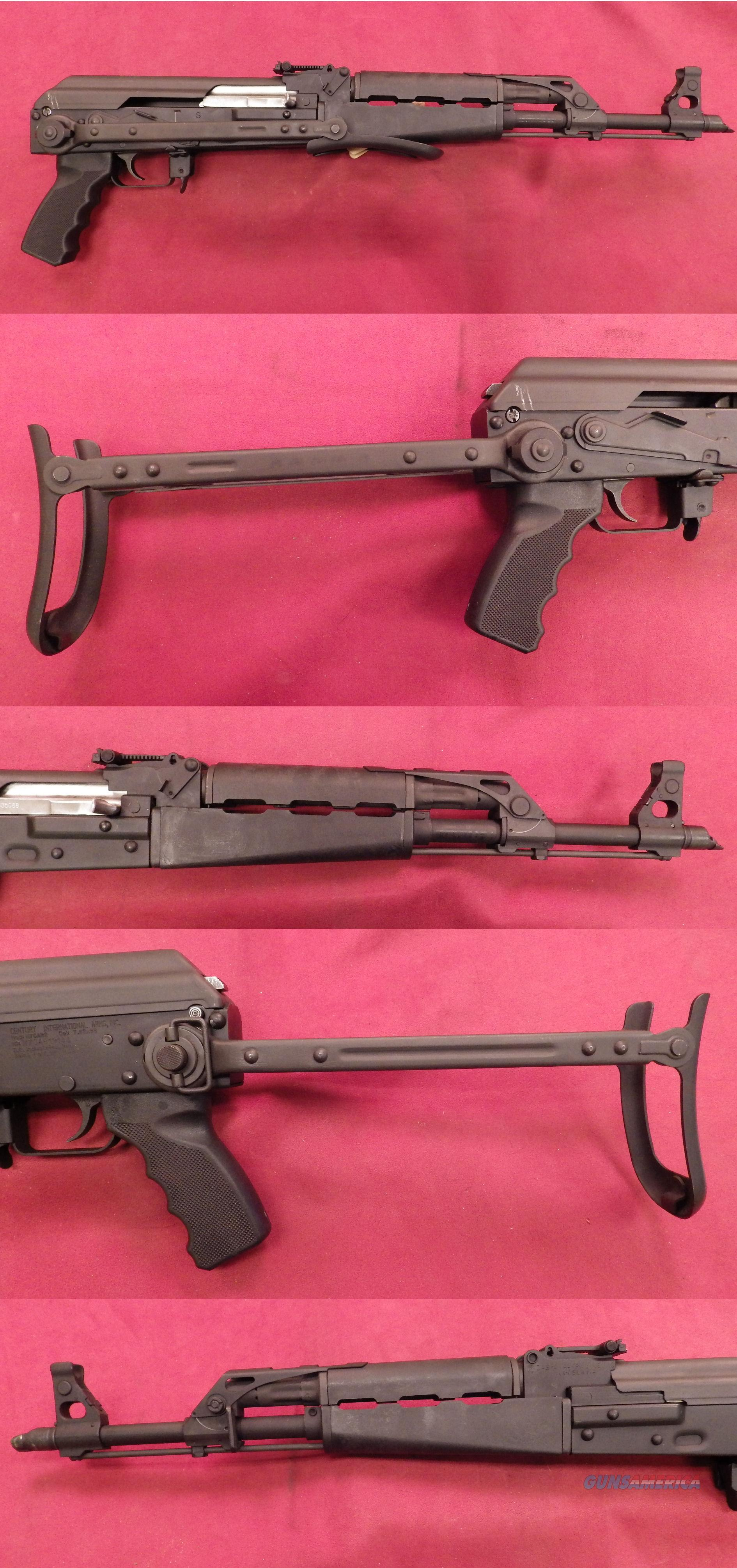 Zastava C.A.I.  AK-47 7.62x39mm  *MUST CALL*  Guns > Rifles > XYZ Misc Rifles