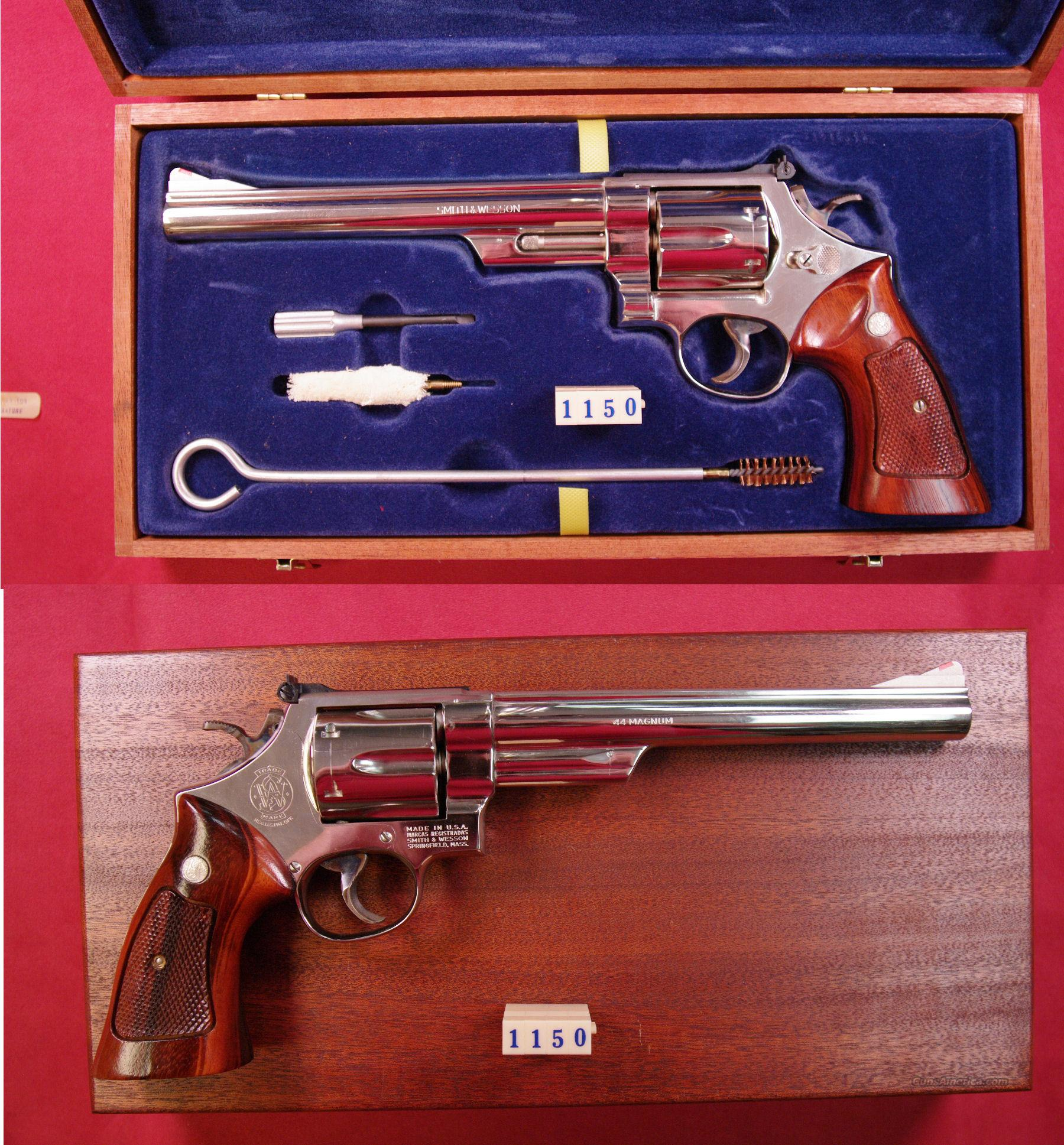 Smith & Wesson M29-2 44 Magnum  Guns > Pistols > Smith & Wesson Revolvers > Full Frame Revolver