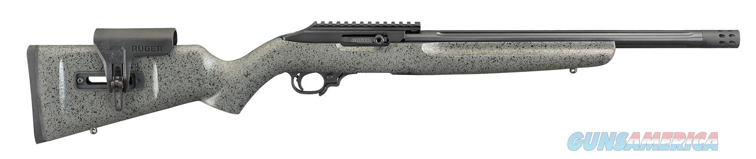 Ruger 10/22 TALO Competition Edition Rifle, .22 LR, NIB  Guns > Rifles > Ruger Rifles > 10-22