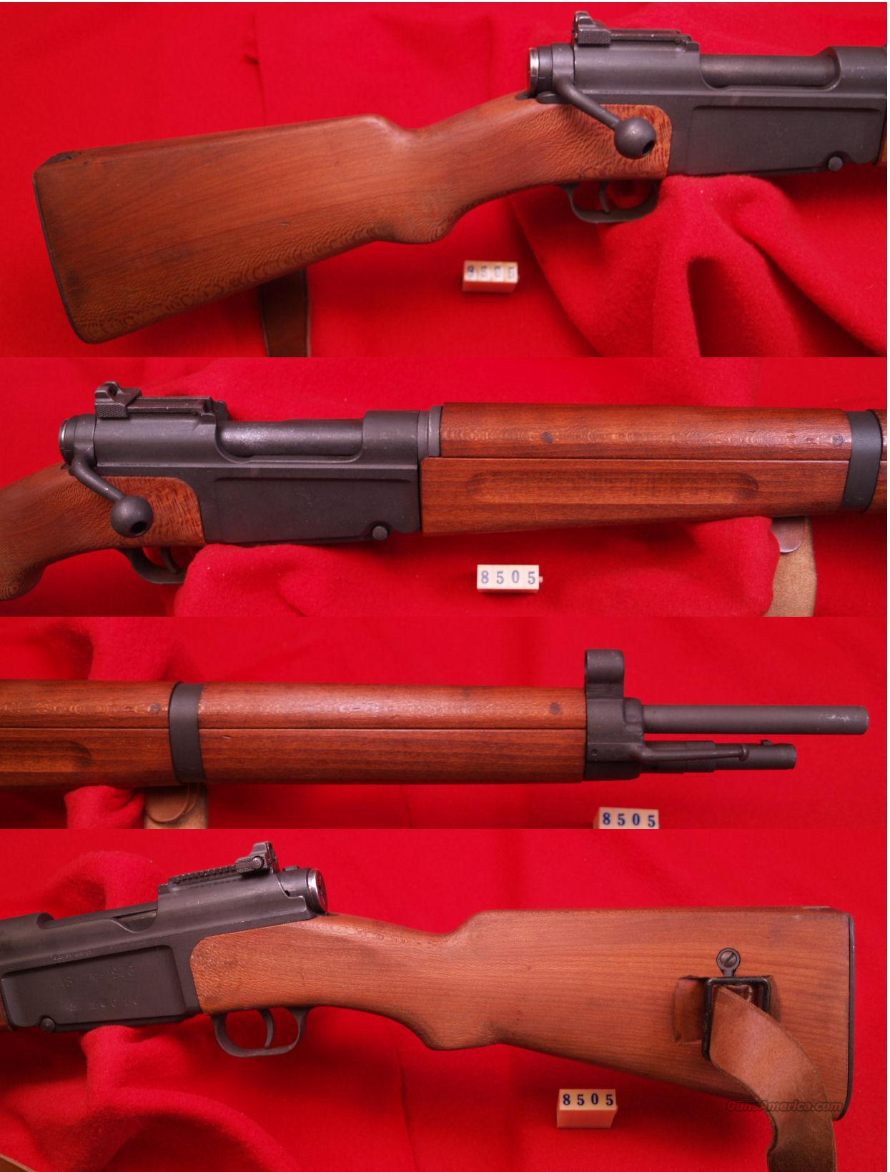 FRENCH MAS  1936  7.5 MAS  Guns > Rifles > Military Misc. Rifles Non-US > FrenchMAS