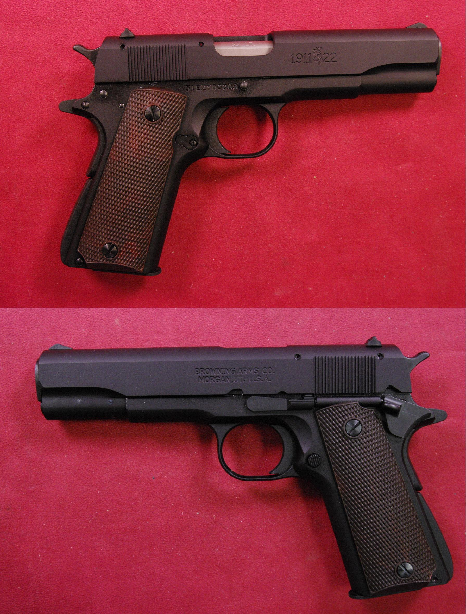 BROWNING 1911-22A1  Guns > Pistols > Browning Pistols > Other Autos