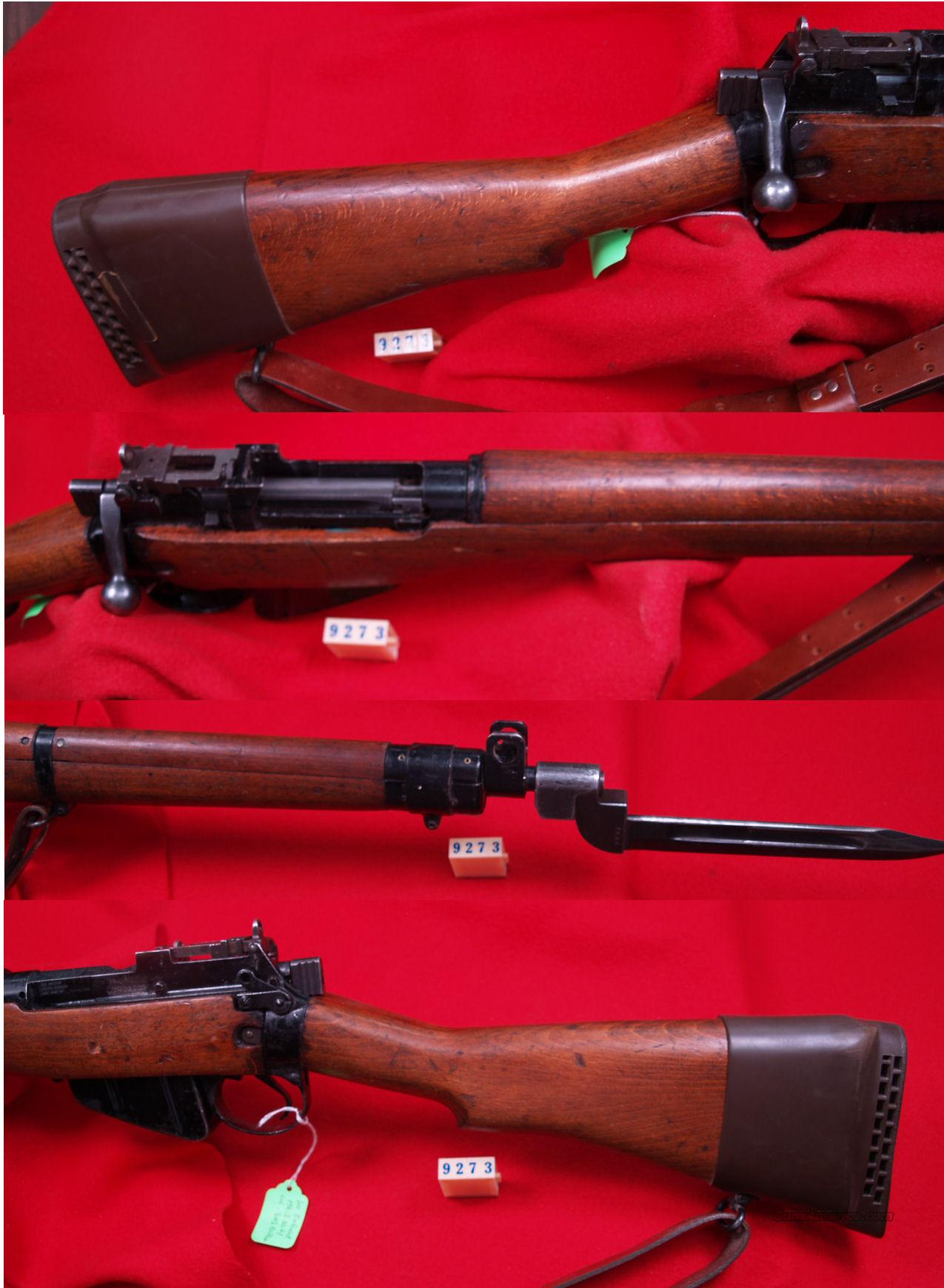 LEE ENFIELD MK1 #4  303 BRITISH  Guns > Rifles > Military Misc. Rifles Non-US > Other