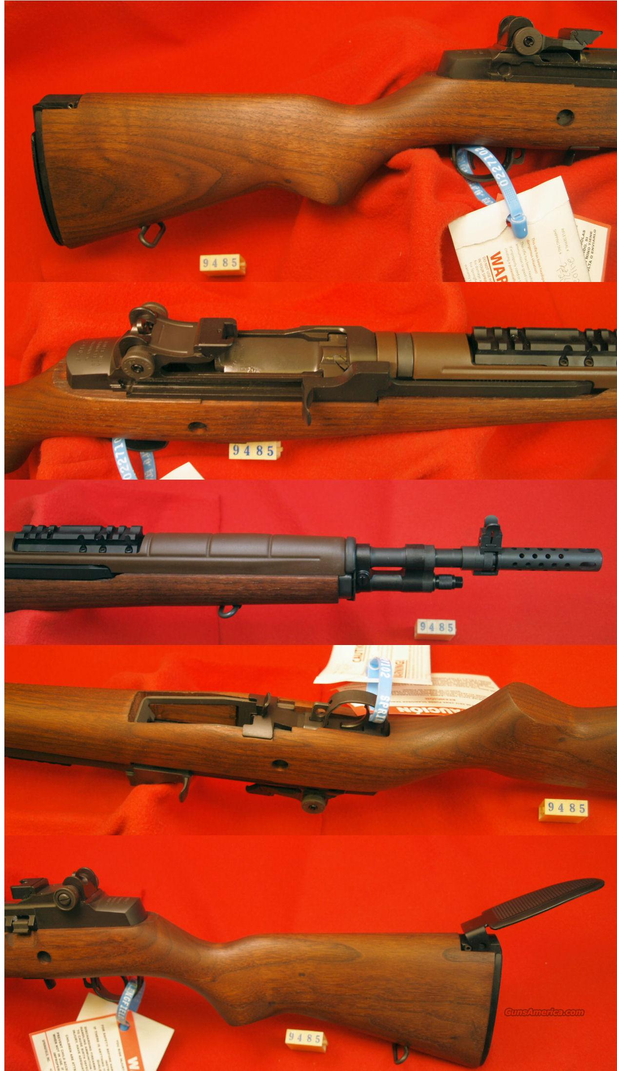 SPRINGFIELD SCOUT M1A  308 WIN  Guns > Rifles > Springfield Armory Rifles > M1A/M14