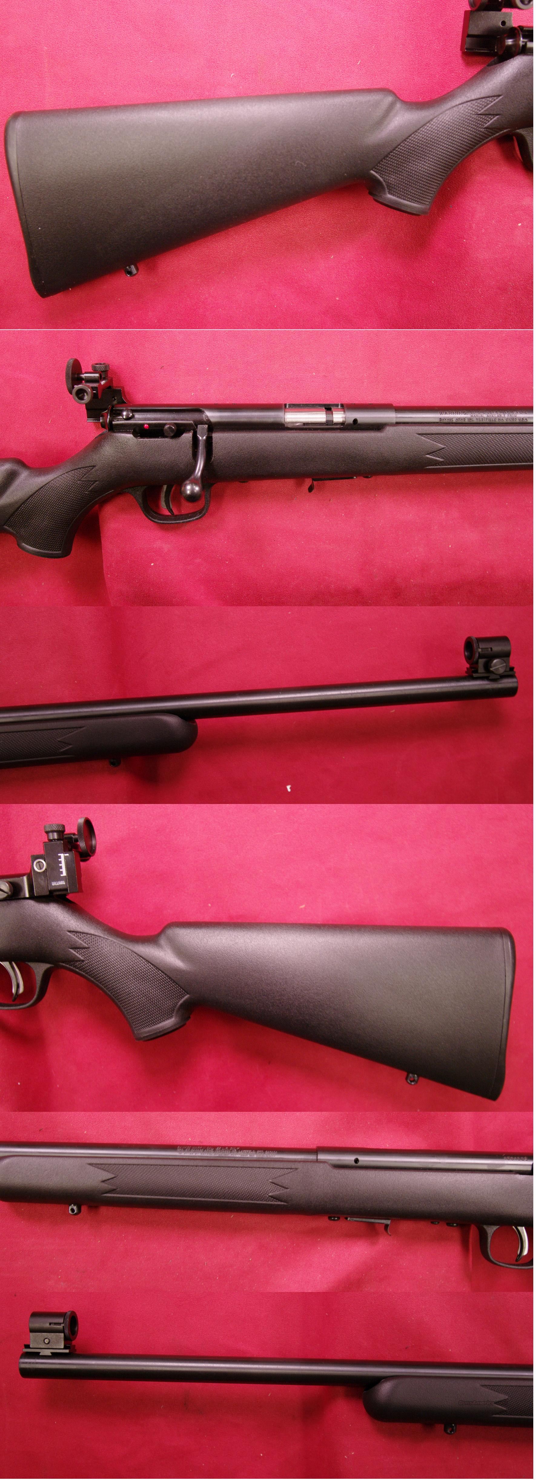 Savage Mark II FVT .22 Long Rifle  Guns > Rifles > Savage Rifles > Accutrigger Models > Sporting