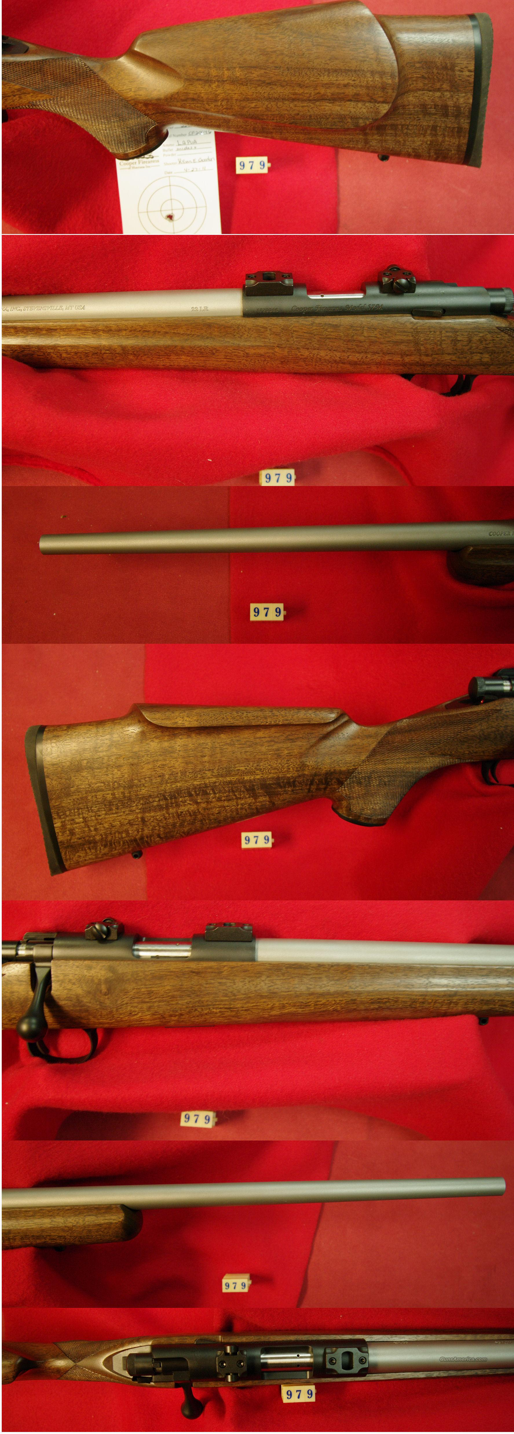 Cooper 57M Jackson Squirrel .22LR  Guns > Rifles > Cooper Arms Rifles
