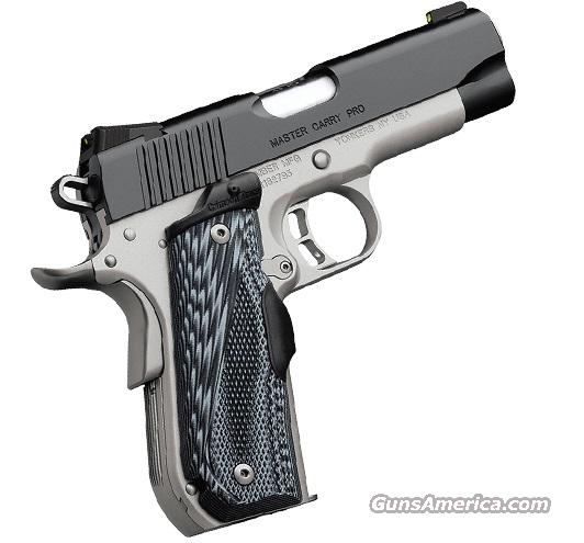 Kimber Master Carry Pro .45 ACP *MUST CALL*  Guns > Pistols > Kimber of America Pistols
