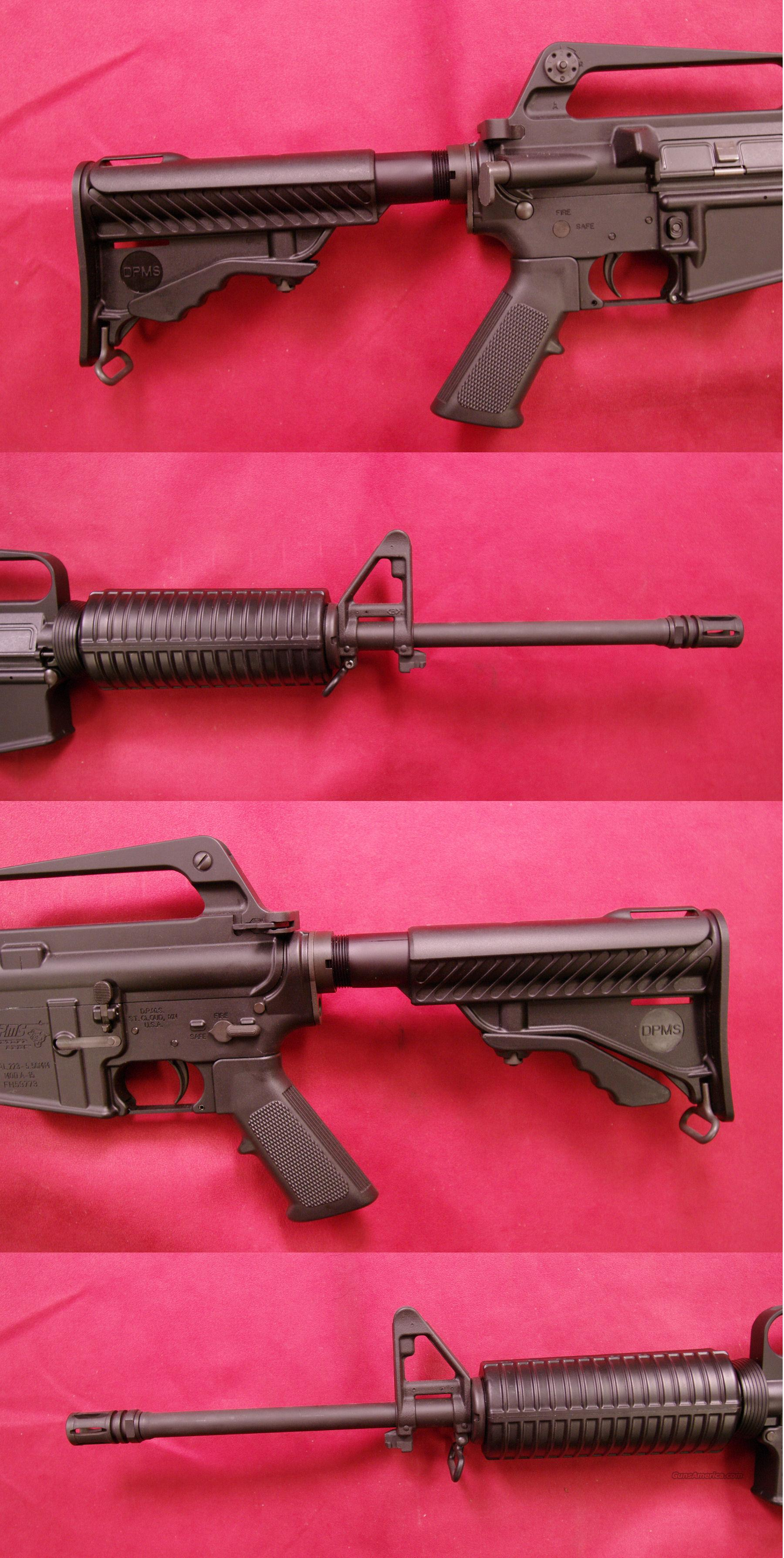 DPMS Panther Arms RFA2 Lite -16  Guns > Rifles > DPMS - Panther Arms > Complete Rifle