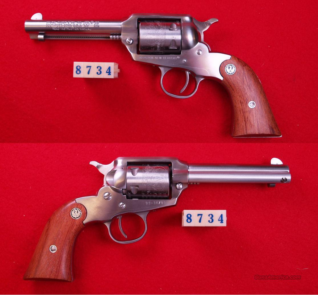 RUGER M-913 NEW BEARCAT  22LR  Guns > Pistols > Ruger Single Action Revolvers > Single Six Type