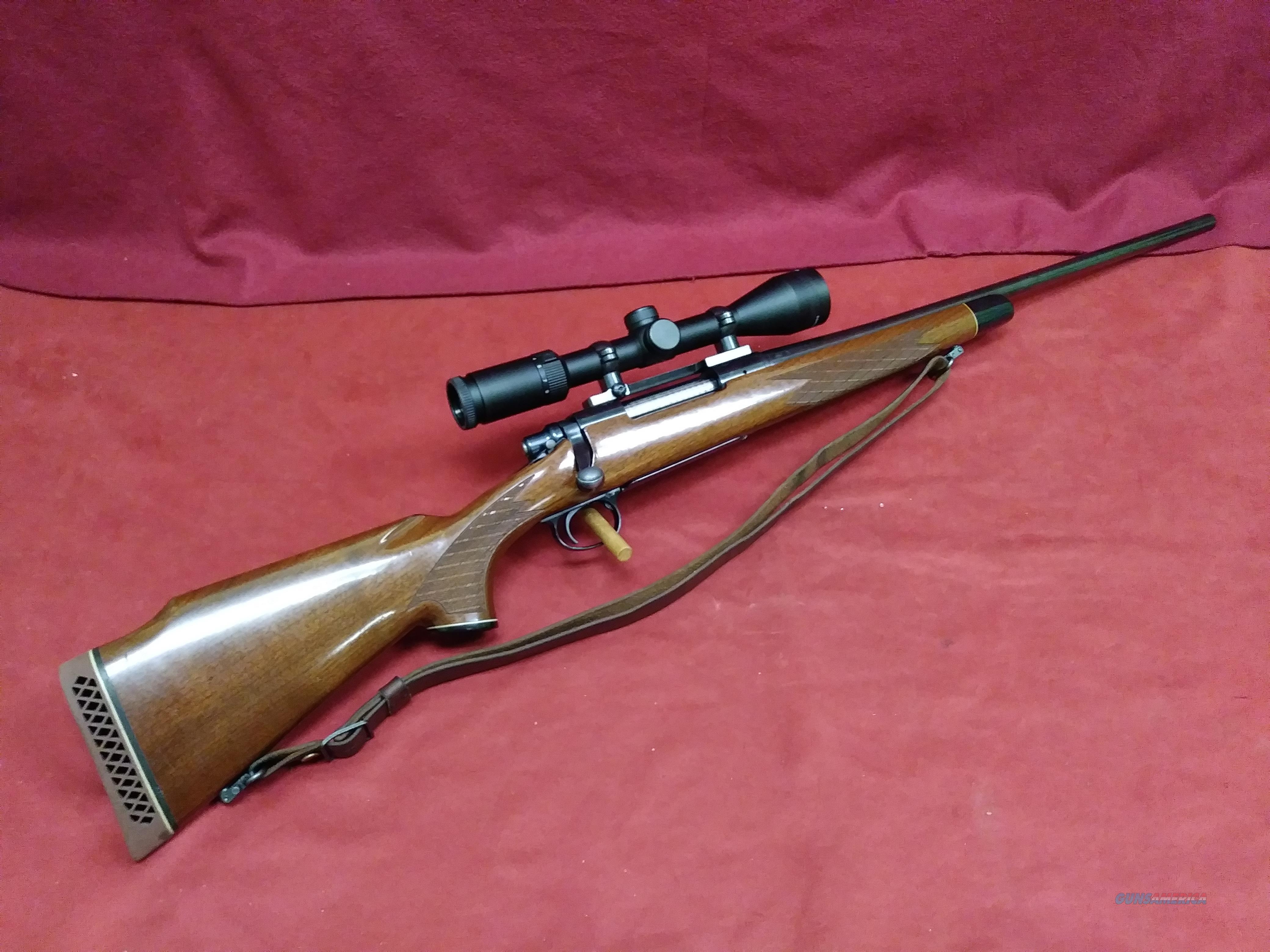 Remington Model 700, .30-06 w/Scope  Guns > Rifles > Remington Rifles - Modern > Model 700 > Sporting