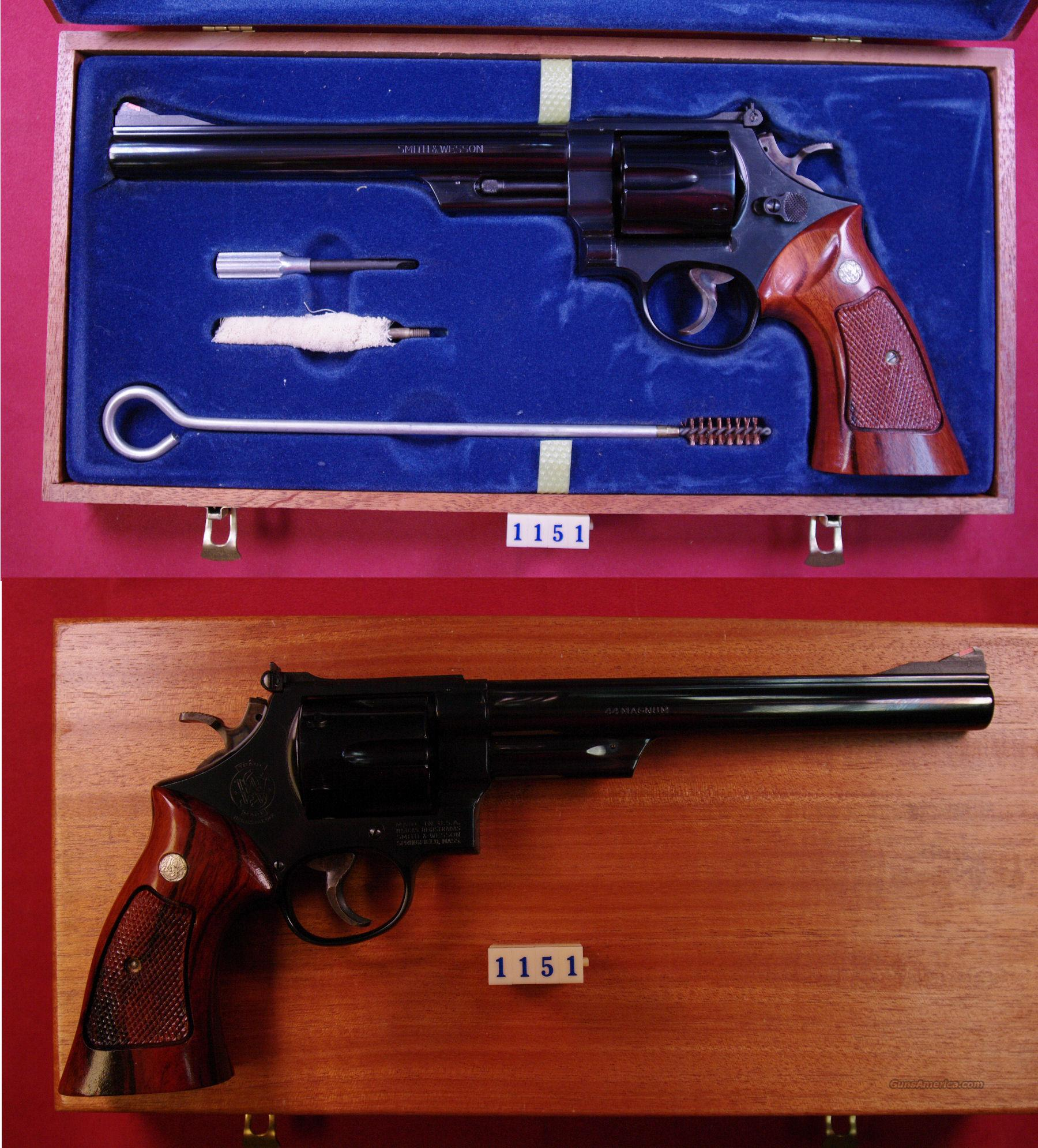 Smith & Wesson M29-2 44 Mag  Guns > Pistols > Smith & Wesson Revolvers > Full Frame Revolver