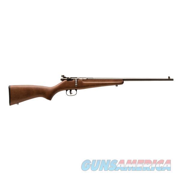 Savage Rascal youth single-shot rifle, .22 LR, NIB  Guns > Rifles > Savage Rifles > Rimfire