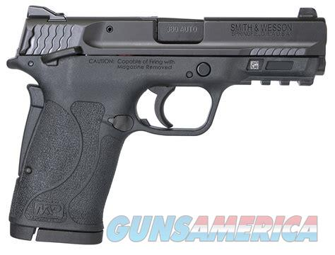S&W M&P Shield EZ, .380 ACP, w/ Thumb Safety, NIB  Guns > Pistols > Smith & Wesson Pistols - Autos > Shield