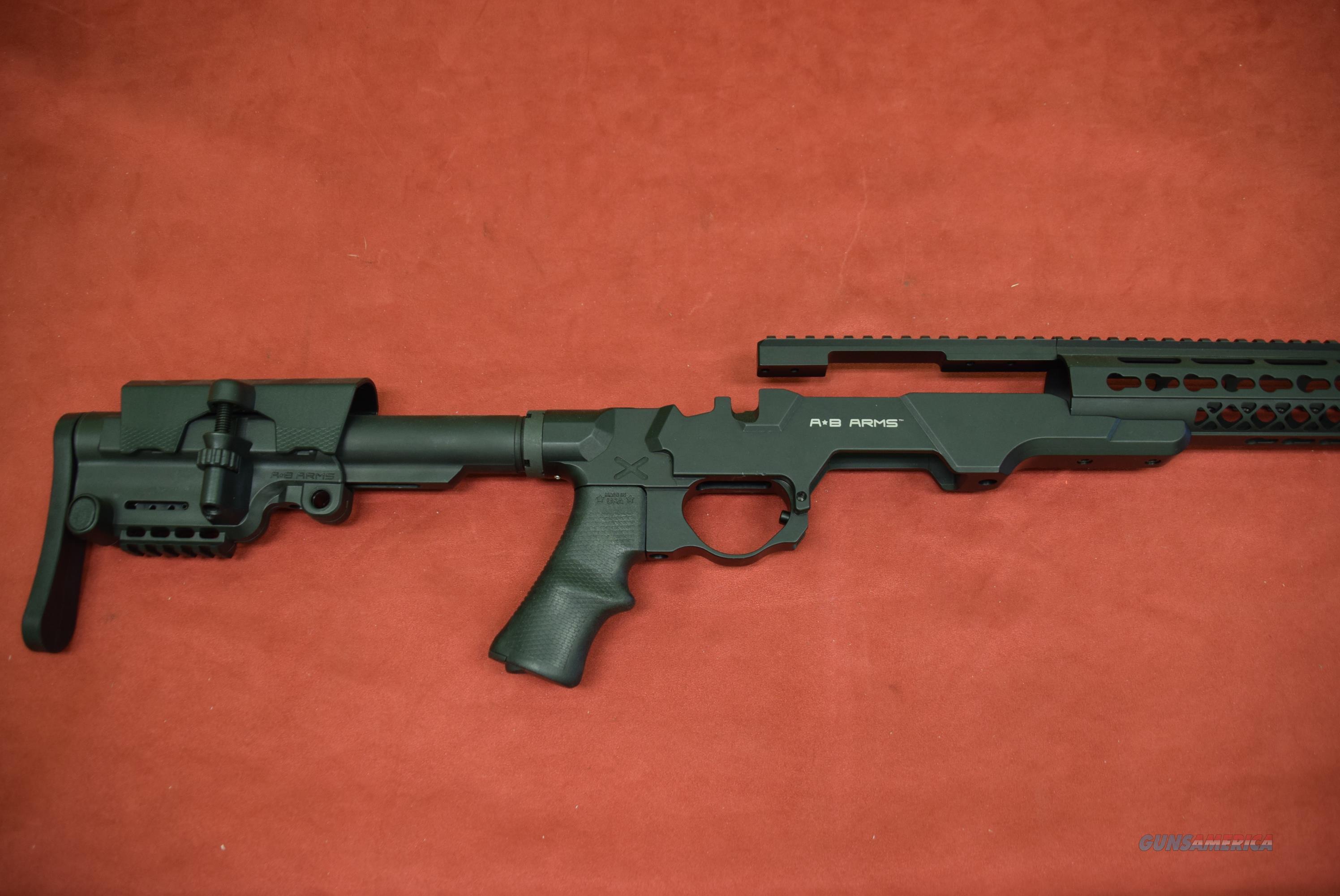 A.B. Arms Mod.X GenIII Modular Rifle System  Non-Guns > Gunstocks, Grips & Wood
