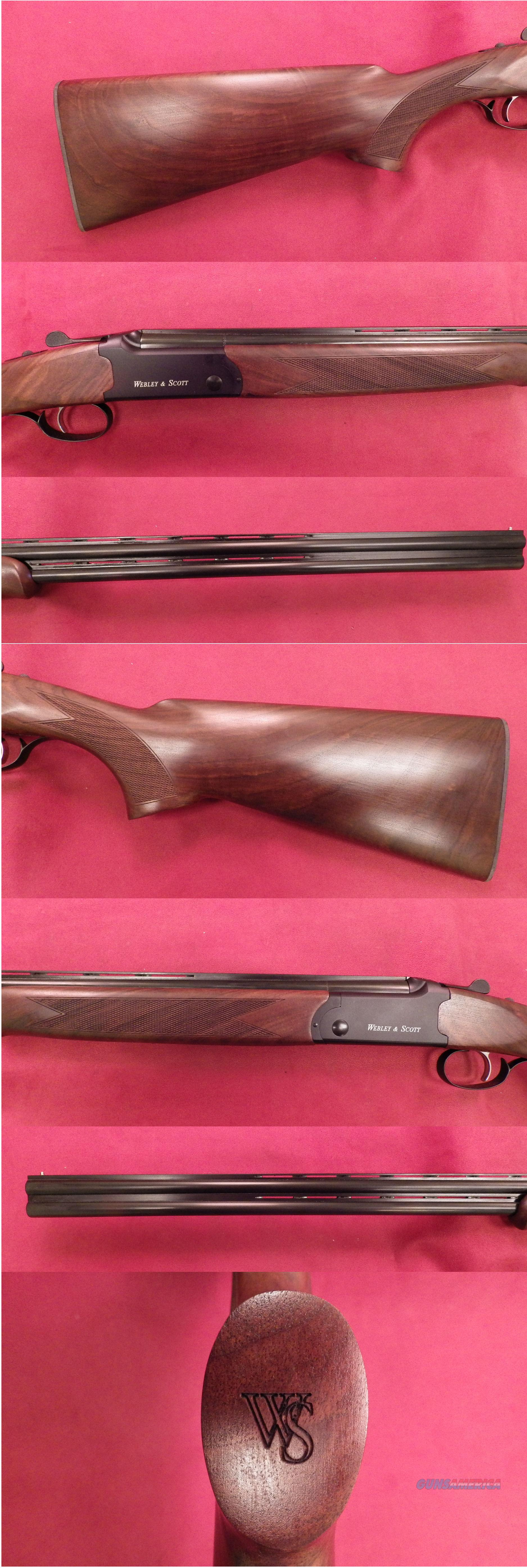 Webley & Scott  Sporter .410 Gauge 3 In  *MUST CALL* for availability  Guns > Shotguns > W Misc Shotguns