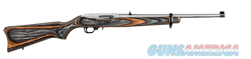 Ruger 10/22 Laminate Stainless, .22 LR  Guns > Rifles > Ruger Rifles > 10-22