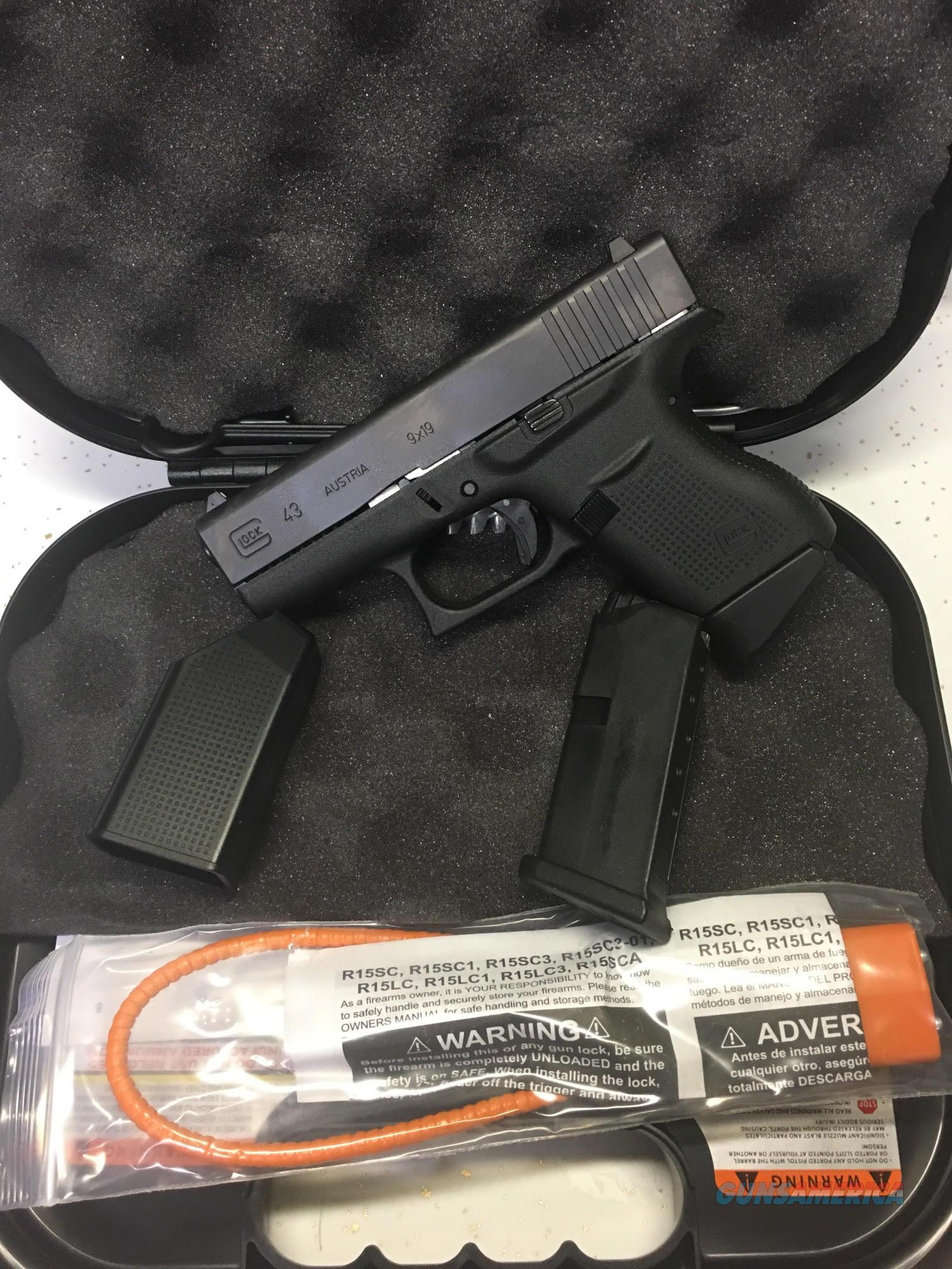 Glock 43 from Titus Kustoms  Guns > Pistols > Glock Pistols > 43
