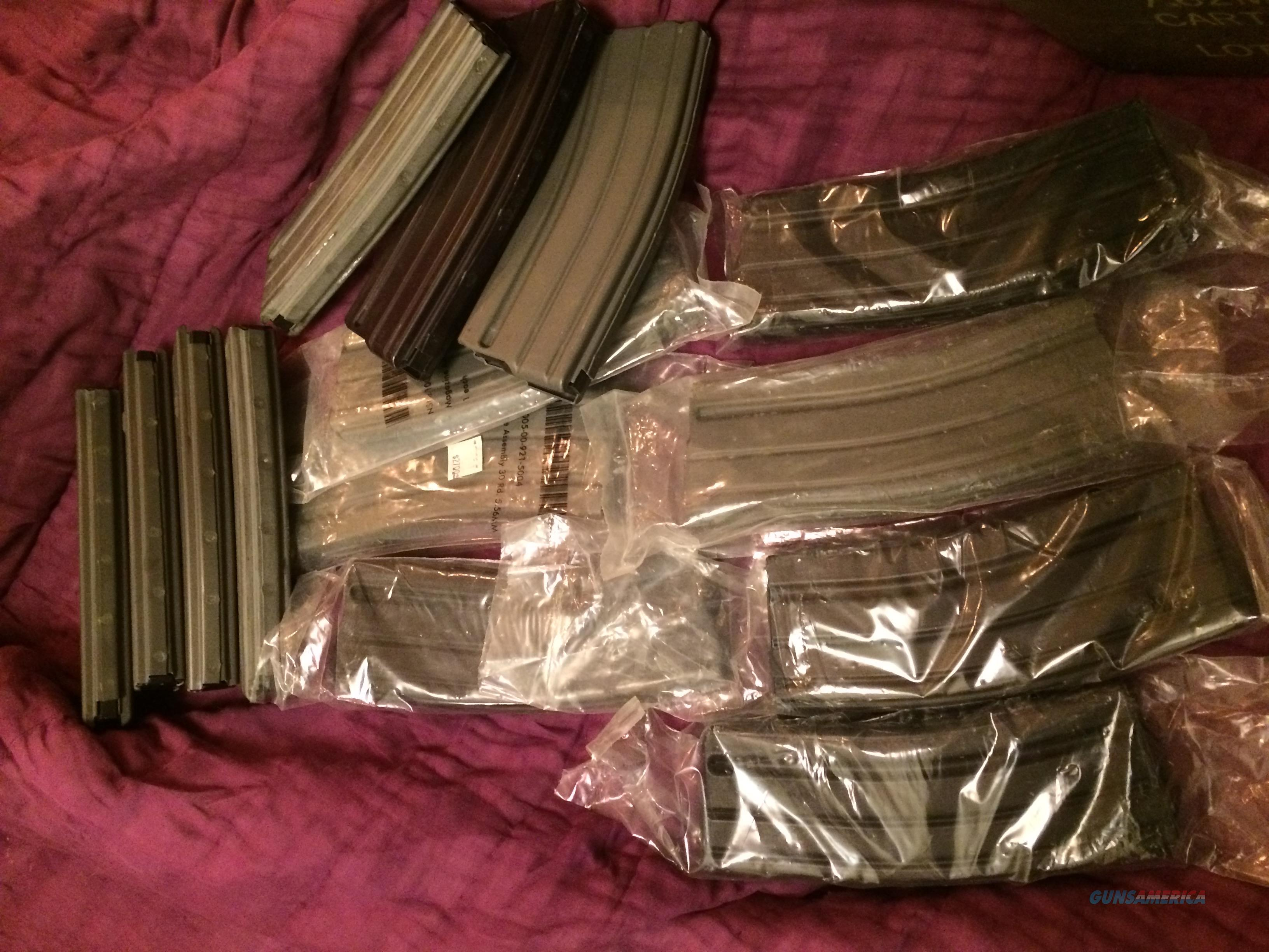 STEEL AR 15 30 ROUND MAGAZINE BUNDLE  Non-Guns > Magazines & Clips > Rifle Magazines > AR-15 Type