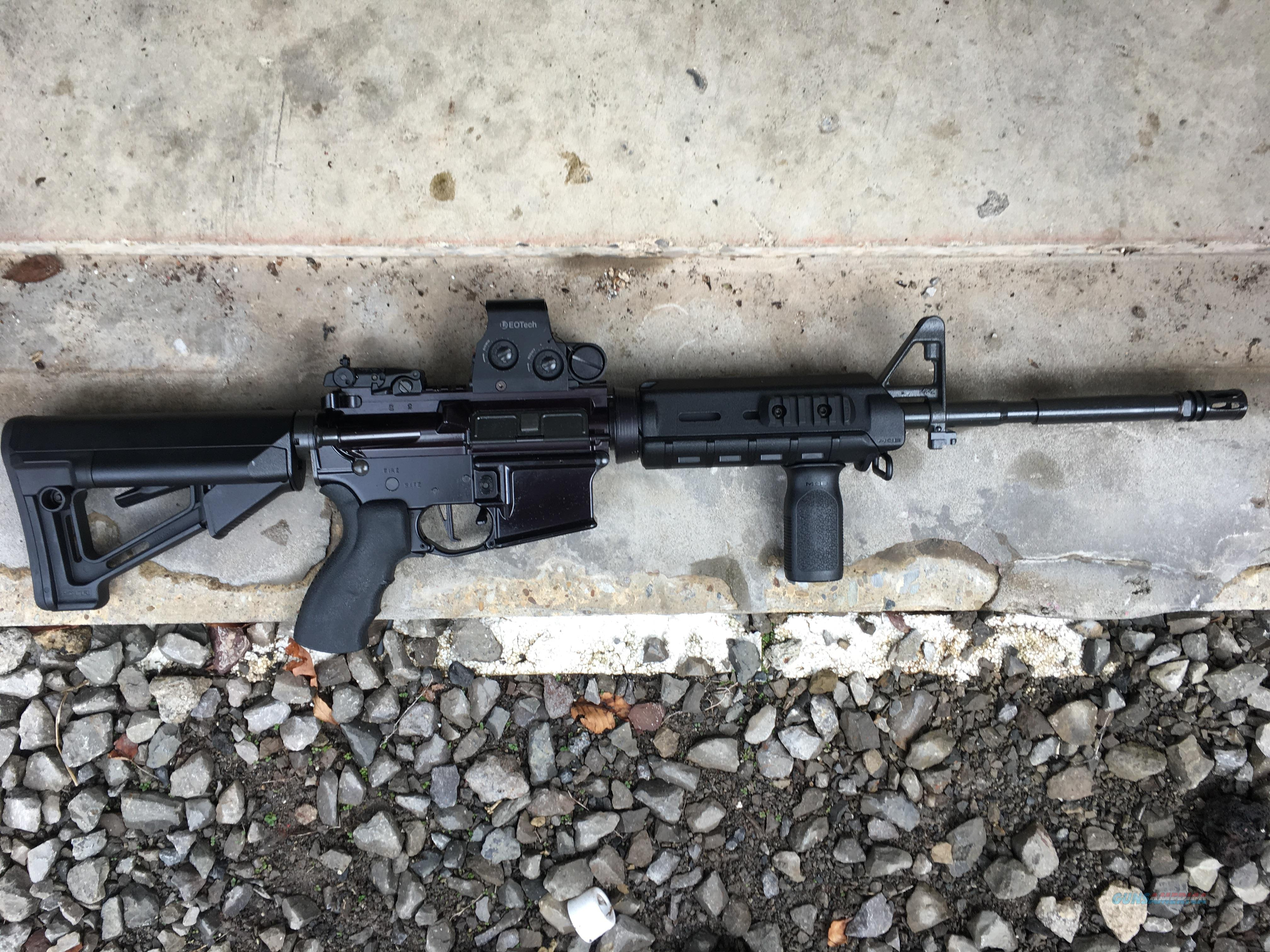 COLT 6920 With Upgrades   Guns > Rifles > Colt Military/Tactical Rifles