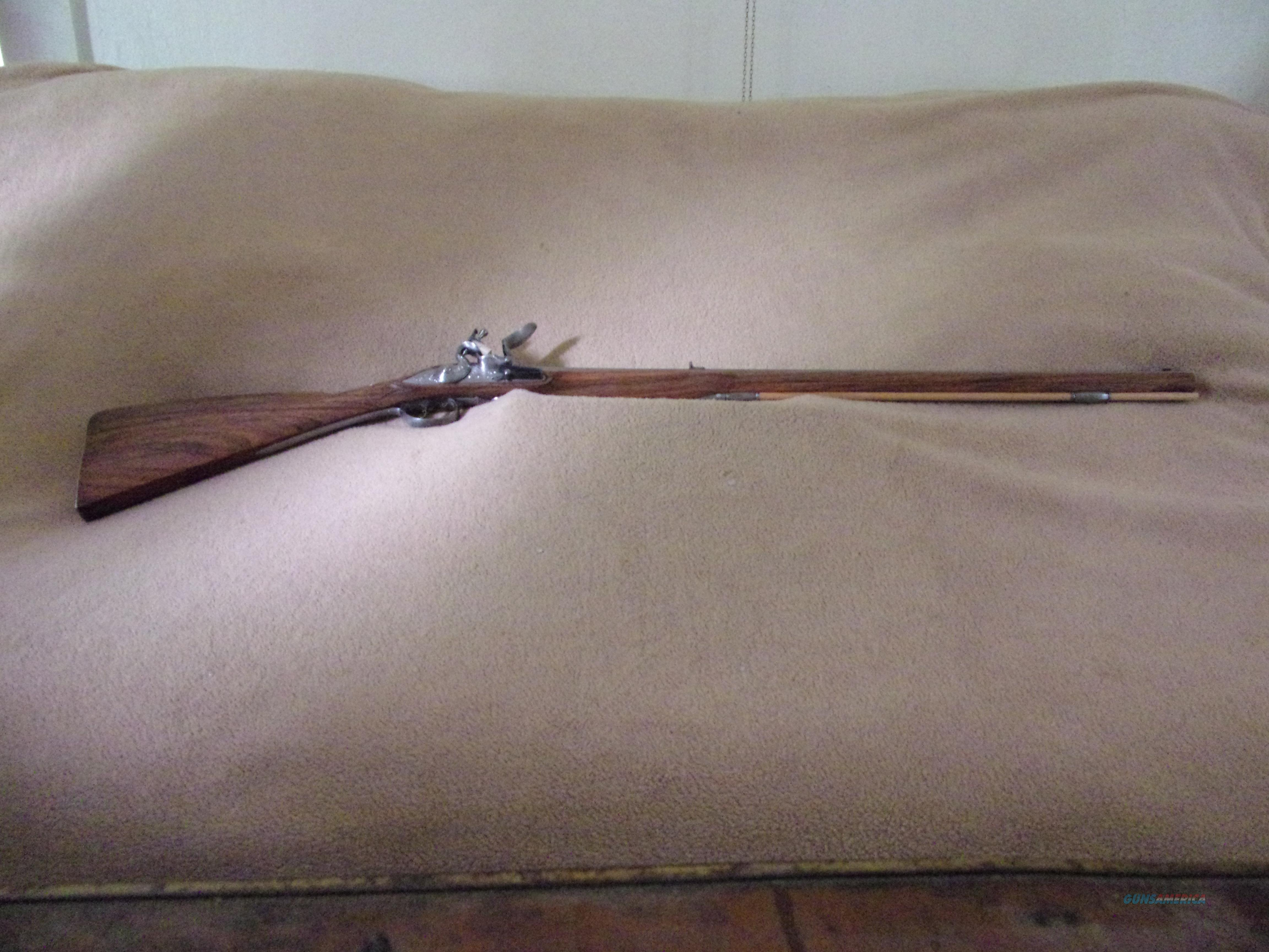English Sporting Rifle  Guns > Rifles > Muzzleloading Replica Rifles (flint)