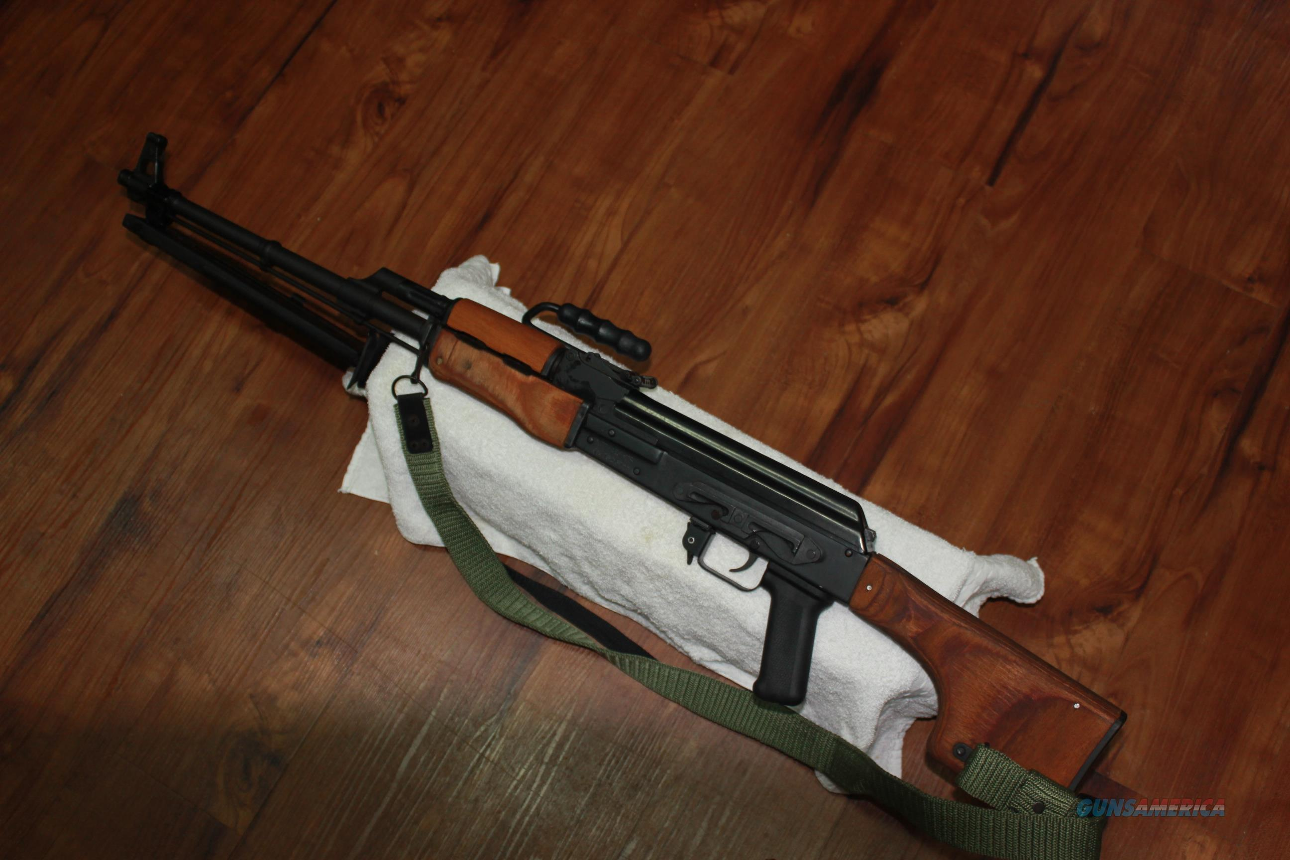 RPK AK47 Romanian in 7.62 x 39  Guns > Rifles > AK-47 Rifles (and copies) > Full Stock