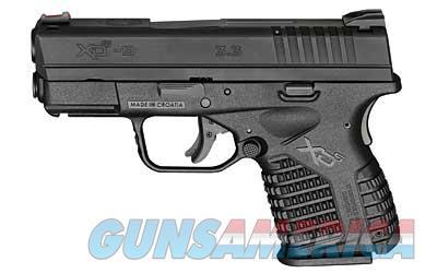 "Springfield Armory XDs Semi Auto Pistol 9mm Luger 3.3"" Barrel 8 Rounds   Guns > Pistols > Springfield Armory Pistols > XD-S"