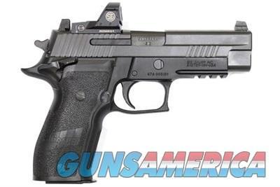 Sig Sauer P226 RX Romeo1 NIB Full Size 9MM  Guns > Pistols > Sig - Sauer/Sigarms Pistols > P226
