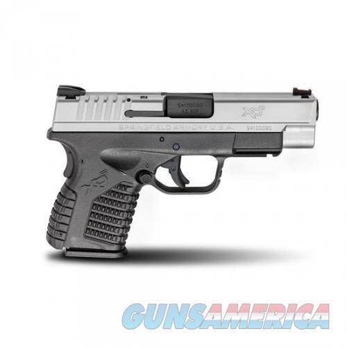 "Springfield Armory XDs Semi Auto Pistol .45 ACP 4"" Barrel 5 Rounds Polymer Frame Bi-Tone   Guns > Pistols > Springfield Armory Pistols > XD-S"