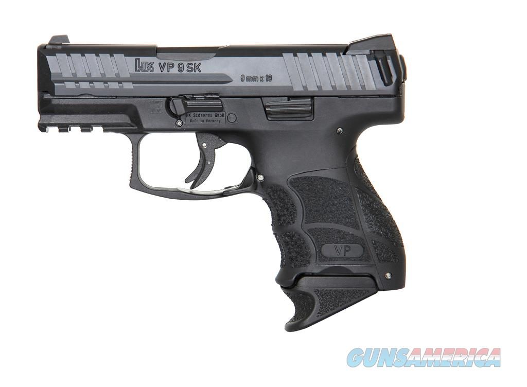 HK VP9SK-LE  3 mags and NIte Site Hot NEW Carry size with  Guns > Pistols > Heckler & Koch Pistols > Polymer Frame