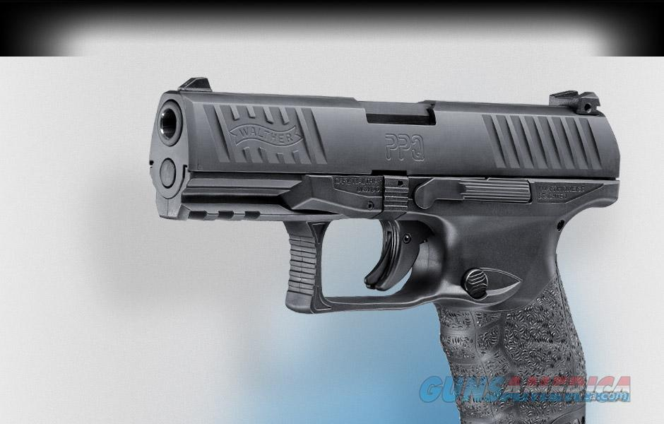 "Walther PPQ M2 9MM, 4"" Barrel, Black Finish, 15 Rounds $100 rebate  Guns > Pistols > Ruger Semi-Auto Pistols > P-Series"