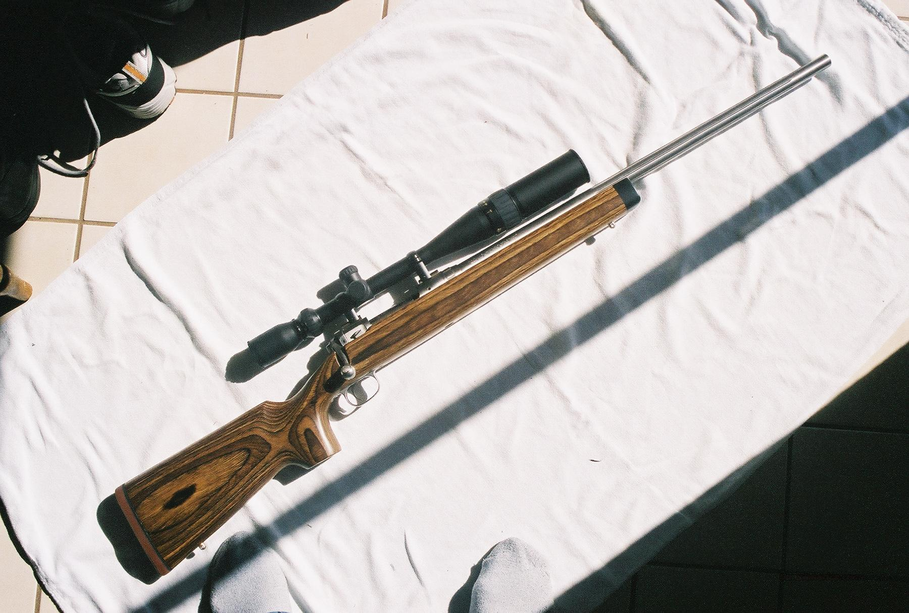 Savage Model 12BVSS .308 Winchester SS  Guns > Rifles > Savage Rifles > Standard Bolt Action > Tactical