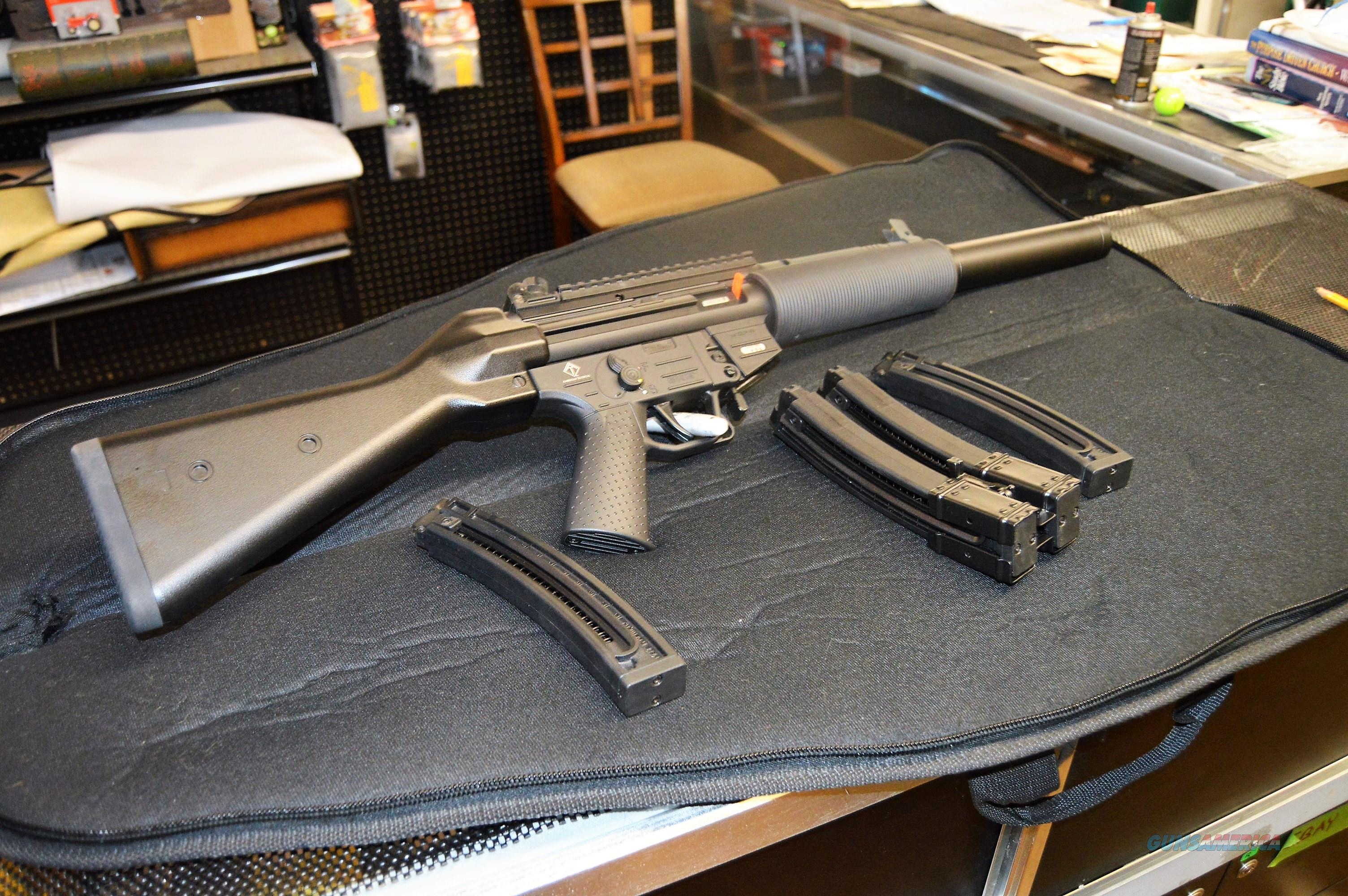 American Tactical GSG-522-SD  Guns > Rifles > American Tactical Imports Rifles