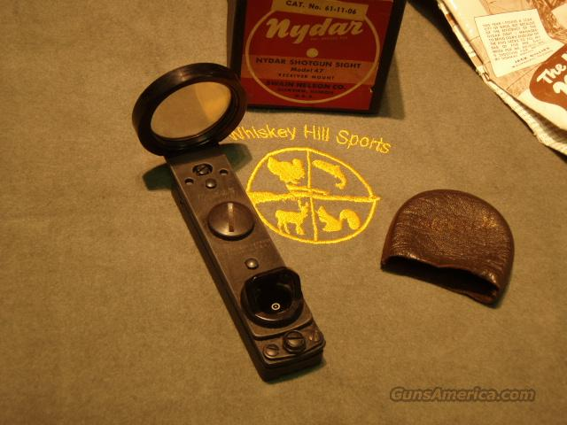 NYDAR SHOTGUN SIGHT  Non-Guns > Iron/Metal/Peep Sights